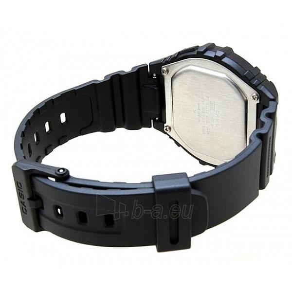 Vyriškas laikrodis Casio laikrodis W-216H-1AVEF Paveikslėlis 2 iš 2 30069609696
