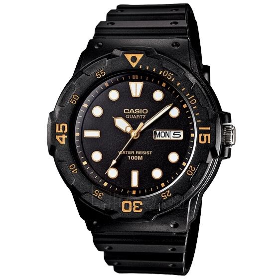 Vyriškas laikrodis Casio MRW-200H-1EVEF Paveikslėlis 1 iš 2 30069605908