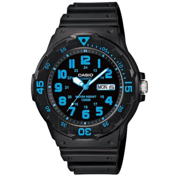 Vīriešu pulkstenis Casio MRW-200H-2BVEF Paveikslėlis 1 iš 2 30069605909