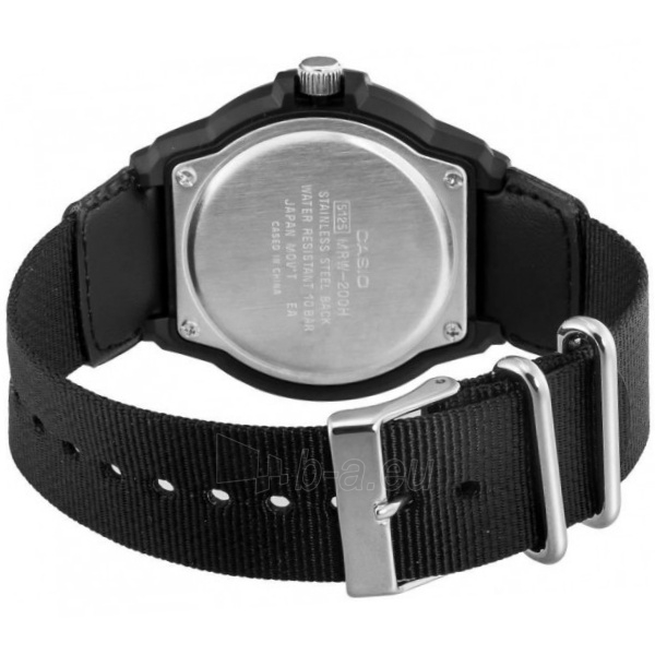 Vīriešu pulkstenis Casio MRW-200HB-1BVEF Paveikslėlis 2 iš 2 30069605913