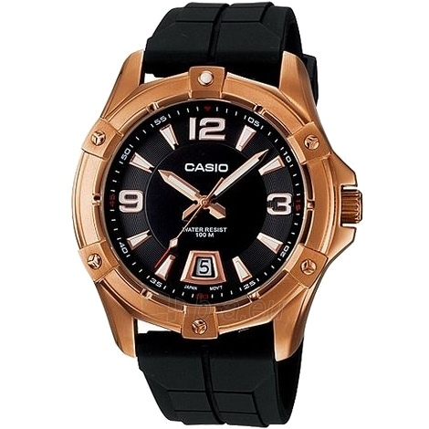 Male laikrodis Casio MTD-1062-1AVEF Paveikslėlis 1 iš 4 30069606853