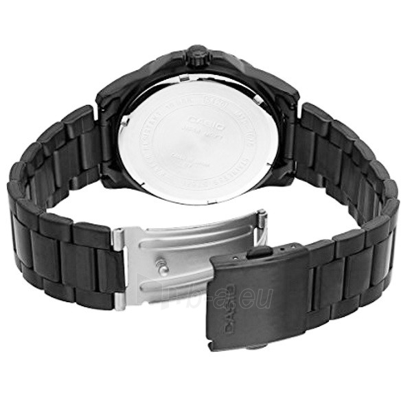Male laikrodis Casio MTD-1075BK-1A9VEF Paveikslėlis 2 iš 4 310820008933