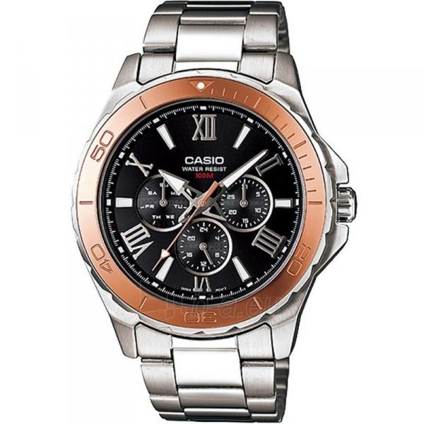 Male laikrodis Casio MTD-1075D-1A2VEF Paveikslėlis 1 iš 1 310820008951