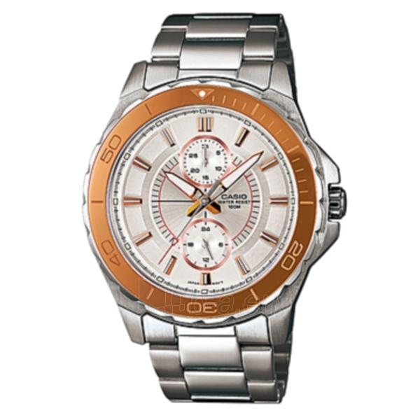 Male laikrodis Casio MTD-1077D-7AVEF Paveikslėlis 1 iš 4 30069606860