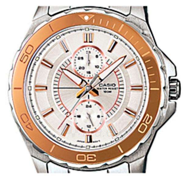 Male laikrodis Casio MTD-1077D-7AVEF Paveikslėlis 2 iš 4 30069606860