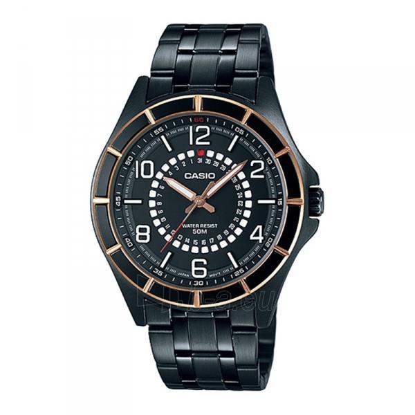 Male laikrodis Casio MTF-118B-1AVEF Paveikslėlis 1 iš 1 310820008932