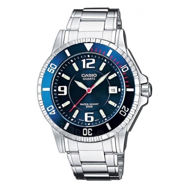 Male laikrodis Casio MTP-1053D-2AVES Paveikslėlis 1 iš 3 310820008994