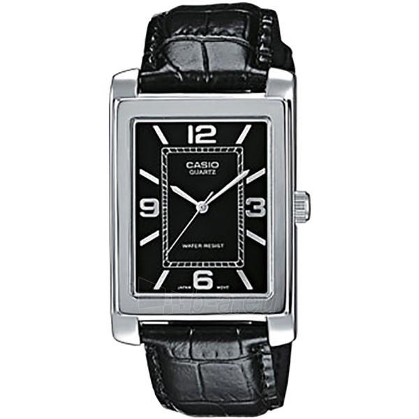Vyriškas laikrodis Casio MTP-1234PL-1AEF Paveikslėlis 3 iš 3 310820053442