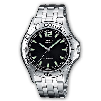 Vyriškas laikrodis CASIO MTP-1258D-1AEF Paveikslėlis 1 iš 1 30069606065