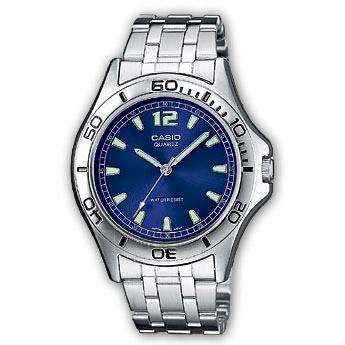 Vyriškas laikrodis Casio MTP-1258D-2AEF Paveikslėlis 1 iš 1 30069606963