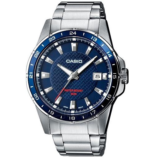 Vyriškas laikrodis Casio MTP-1290D-2AVEF Paveikslėlis 1 iš 1 30069606987