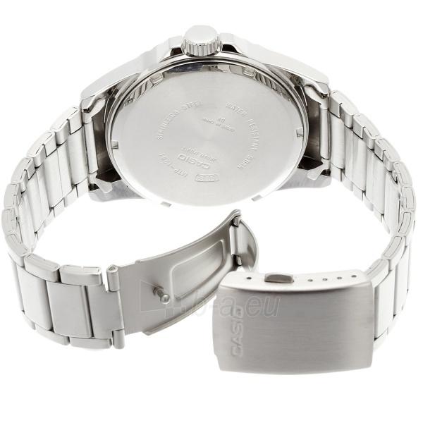 Vīriešu pulkstenis CASIO MTP-1291D-1A1VEF Paveikslėlis 2 iš 2 30069606988