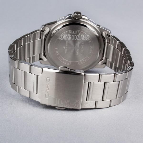 Vīriešu pulkstenis Casio MTP-1299D-1AVEF Paveikslėlis 5 iš 7 30069606991