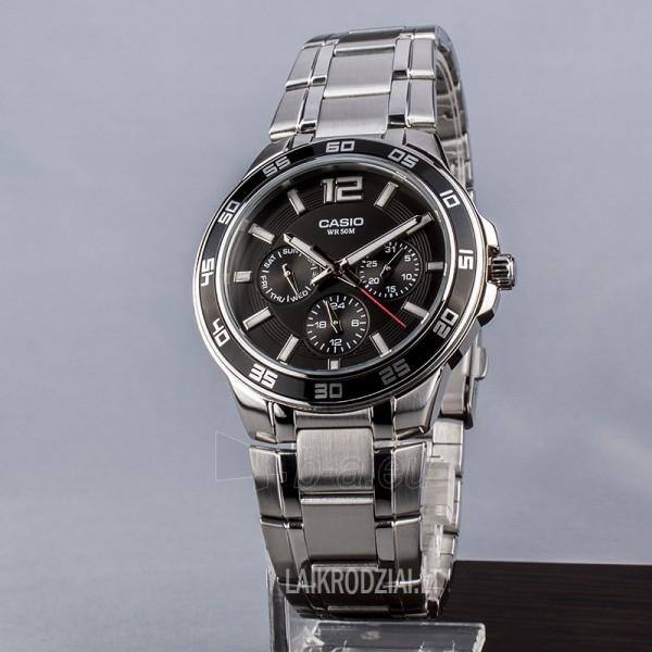 Vyriškas laikrodis Casio MTP-1300D-1AVEF Paveikslėlis 2 iš 7 30069606992