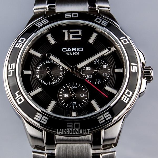 Vyriškas laikrodis Casio MTP-1300D-1AVEF Paveikslėlis 4 iš 7 30069606992