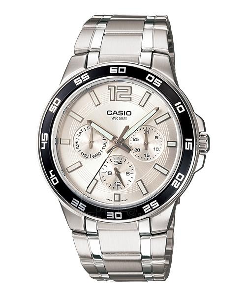 Vīriešu pulkstenis Casio MTP-1300D-7A1VEF Paveikslėlis 1 iš 1 30069606993