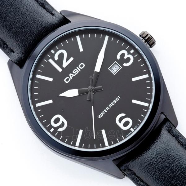Vyriškas laikrodis Casio MTP-1342L-1B1EF Paveikslėlis 3 iš 4 30069607041