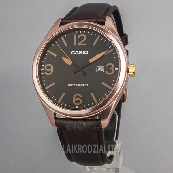 Vyriškas laikrodis Casio MTP-1342L-1B2EF Paveikslėlis 1 iš 4 30069607042