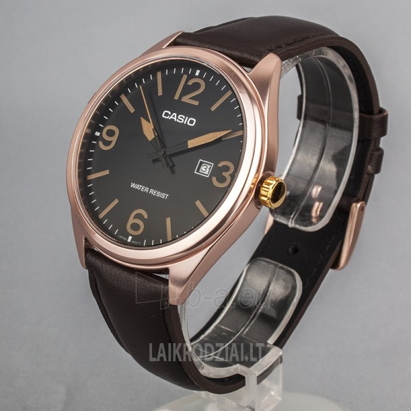 Vyriškas laikrodis Casio MTP-1342L-1B2EF Paveikslėlis 2 iš 4 30069607042