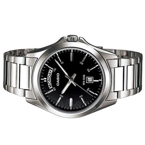 Vyriškas laikrodis Casio MTP-1370D-1A1VEF Paveikslėlis 5 iš 5 30069607053