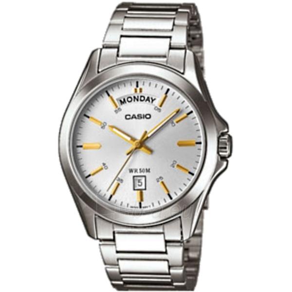 Male laikrodis Casio MTP-1370D-7A2VEF Paveikslėlis 1 iš 4 30069607055