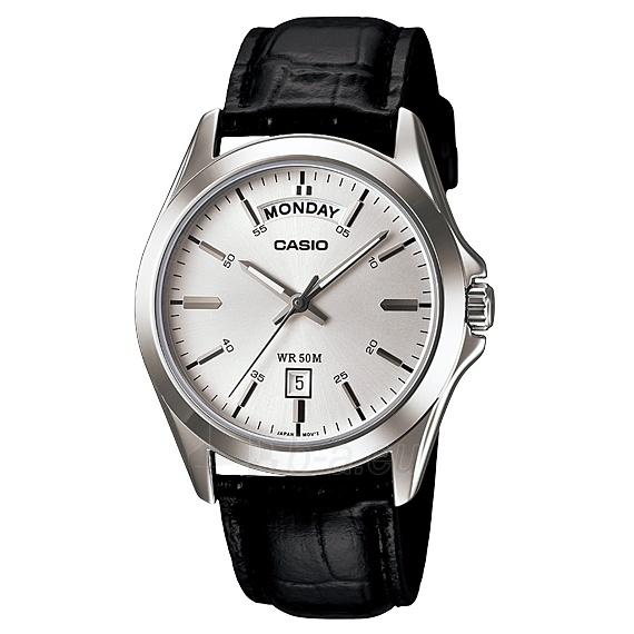 Vīriešu pulkstenis Casio MTP-1370L-7AVEF Paveikslėlis 1 iš 2 30069607057