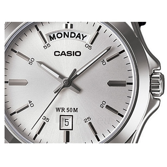 Vīriešu pulkstenis Casio MTP-1370L-7AVEF Paveikslėlis 2 iš 2 30069607057