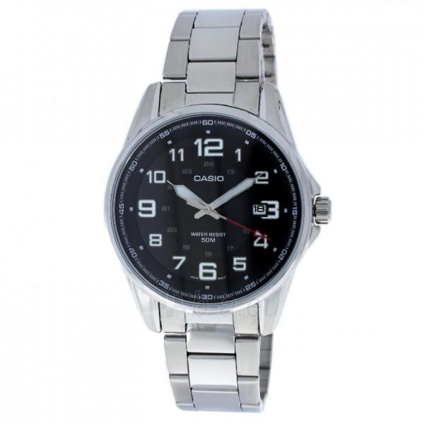 Male laikrodis Casio MTP-1372D-1BVEF Paveikslėlis 1 iš 4 30069607061