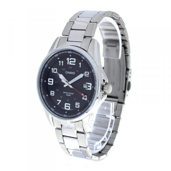 Male laikrodis Casio MTP-1372D-1BVEF Paveikslėlis 2 iš 4 30069607061
