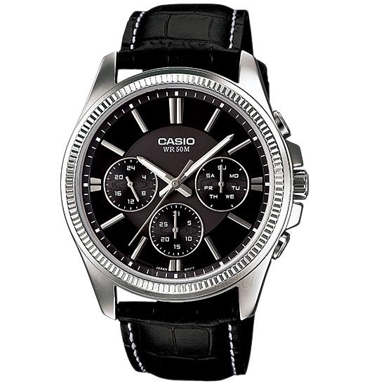 Vyriškas laikrodis Casio MTP-1375L-1AVEF Paveikslėlis 1 iš 1 310820009608