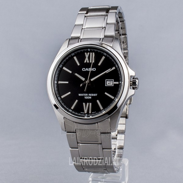 Vīriešu pulkstenis Casio MTP-1376D-1AVEF Paveikslėlis 1 iš 5 310820009592