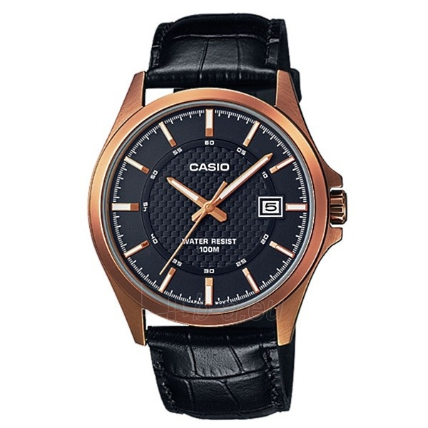 Vyriškas laikrodis Casio MTP-1376RL-1AVEF Paveikslėlis 1 iš 7 310820009601