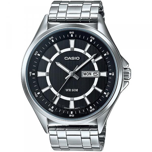 Male laikrodis Casio MTP-E108D-1AVEF Paveikslėlis 1 iš 1 310820009603