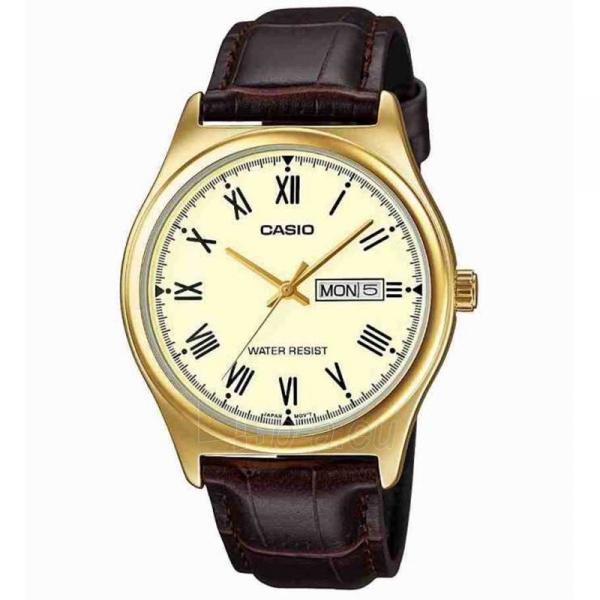 Male laikrodis Casio MTP-V006GL-9BUEF Paveikslėlis 1 iš 7 310820009605