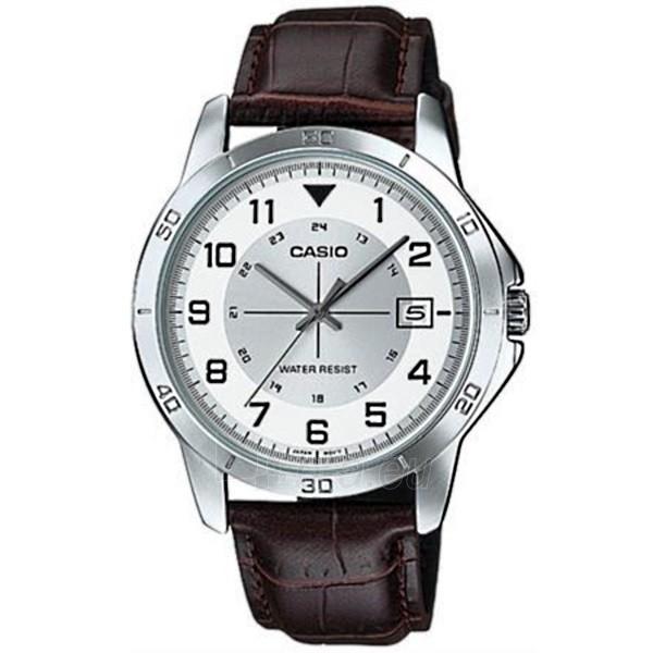 Vīriešu pulkstenis Casio MTP-V008L-7B2UEF Paveikslėlis 1 iš 7 310820009597