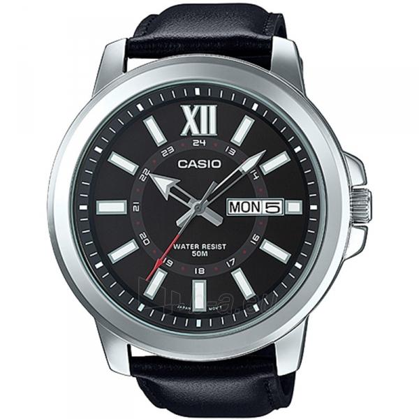 Male laikrodis Casio MTP-X100L-1AVEF Paveikslėlis 1 iš 1 310820009847