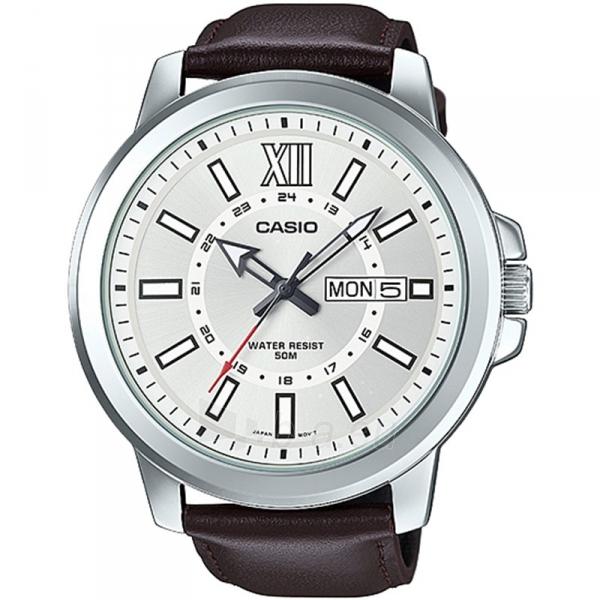 Vīriešu pulkstenis Casio MTP-X100L-7AVEF Paveikslėlis 1 iš 1 310820009846