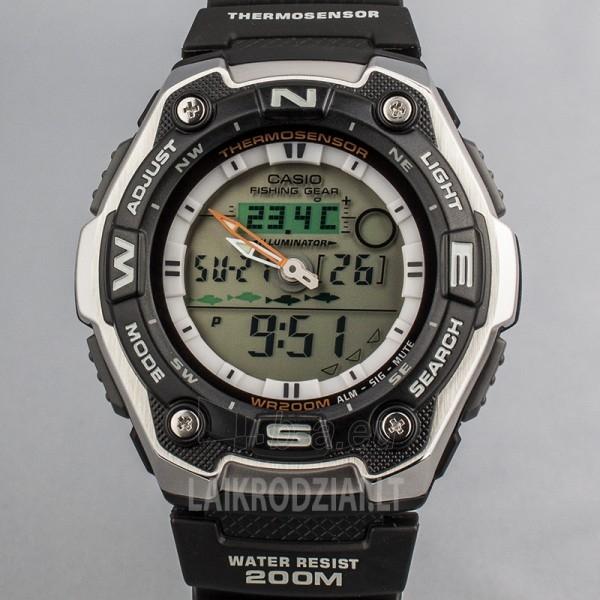 Vyriškas laikrodis Casio Outgear AQW-101-1AVER Paveikslėlis 4 iš 6 310820009623
