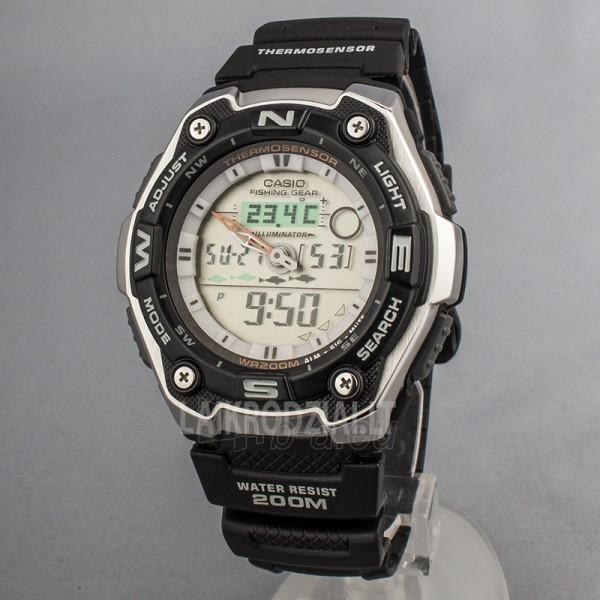 Vyriškas laikrodis Casio Outgear AQW-101-1AVER Paveikslėlis 6 iš 6 310820009623