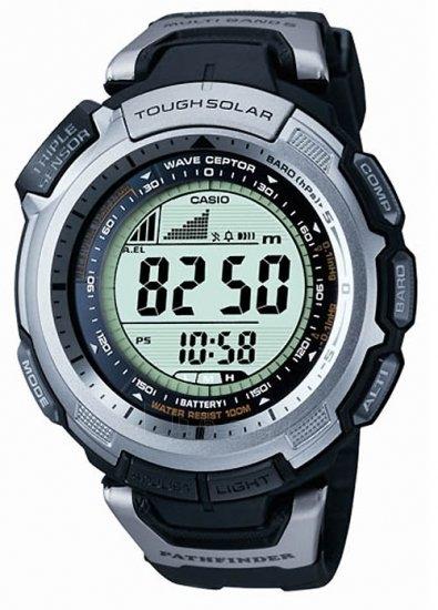 Vīriešu Casio pulkstenis PRW-1300-1VER Paveikslėlis 1 iš 1 30069604353