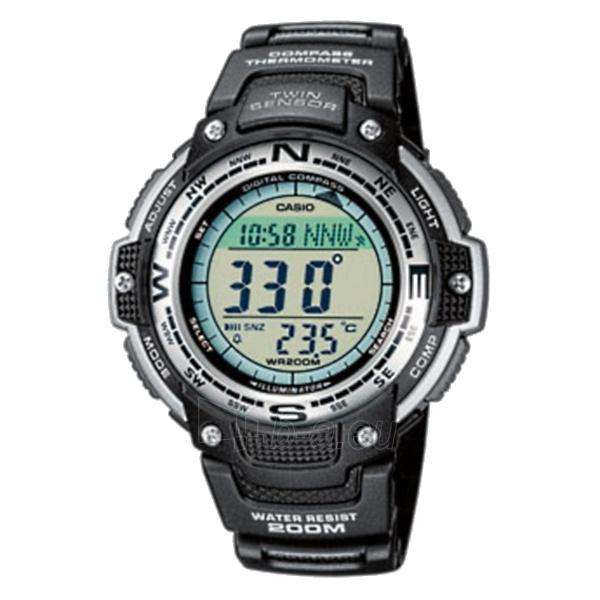 Vīriešu pulkstenis Casio SGW-100-1VEF Paveikslėlis 1 iš 4 310820139719