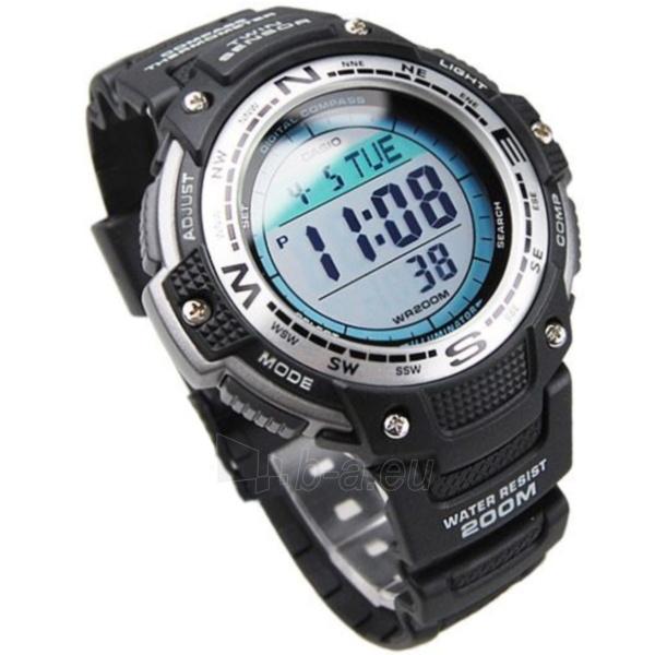 Vīriešu pulkstenis Casio SGW-100-1VEF Paveikslėlis 2 iš 4 310820139719