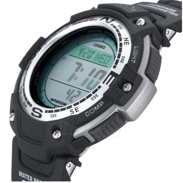 Vīriešu pulkstenis Casio SGW-100-1VEF Paveikslėlis 3 iš 4 310820139719