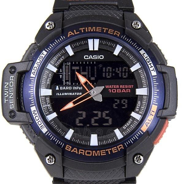 Vyriškas laikrodis Casio SGW-450H-2BER Paveikslėlis 4 iš 5 310820139720