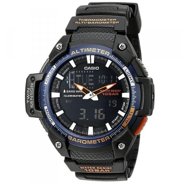 Vyriškas laikrodis Casio SGW-450H-2BER Paveikslėlis 5 iš 5 310820139720