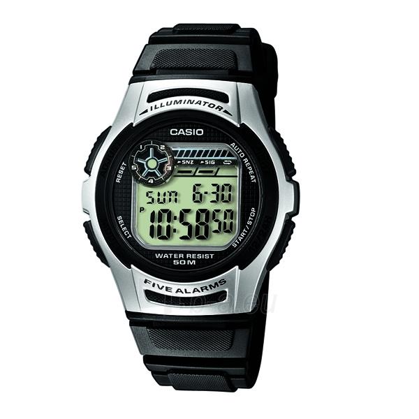 Vyriškas laikrodis Casio W-213-1AVES Paveikslėlis 1 iš 1 30069607174