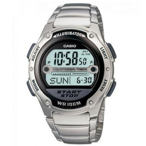 Vīriešu pulkstenis Casio W-756D-7AVES Paveikslėlis 1 iš 4 30069607167