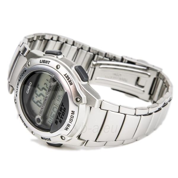 Vīriešu pulkstenis Casio W-756D-7AVES Paveikslėlis 3 iš 4 30069607167