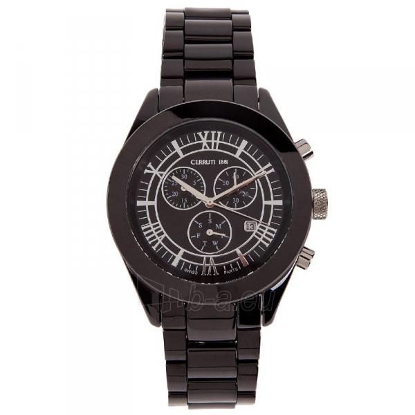 Male laikrodis Cerruti 1881 CRA004Z222G Paveikslėlis 1 iš 1 30069607177
