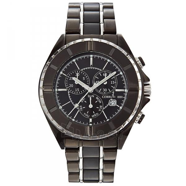 Male laikrodis Cerruti 1881 CRA006G221G Paveikslėlis 1 iš 1 30069607210